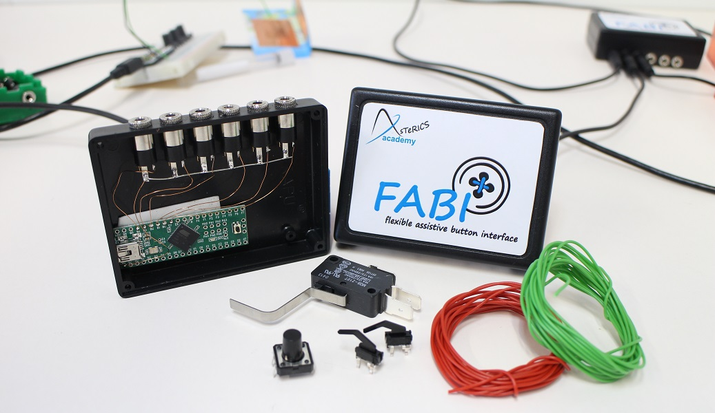 FABI with different button solutions