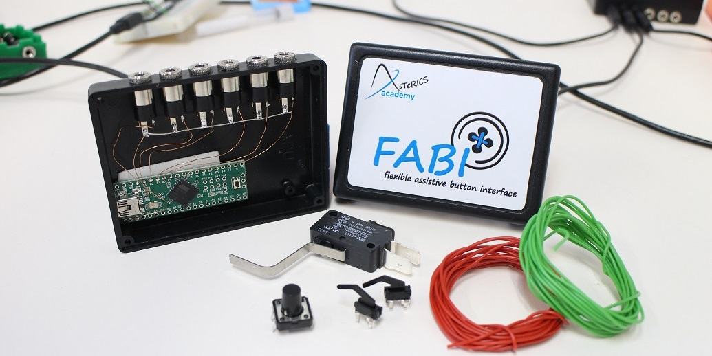 assistive tools workshop - Fabi box