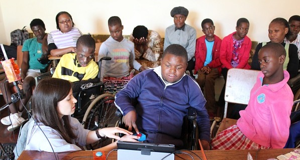 Enduser workshop in Zimbabwe